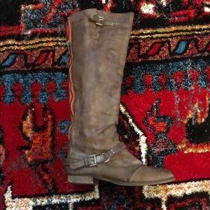 Freebird roady boot grey size 37